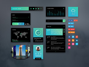 GreenLight UI Kit