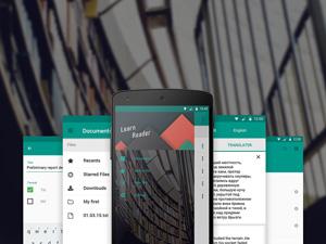 Learn Reader UI Kit