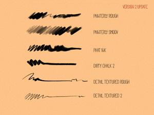 Brushes Part 2