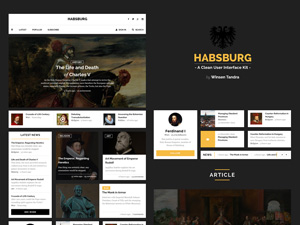 Habsburg UI Kit