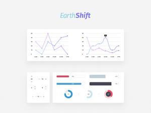 EarthShift UI Kit