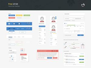 Social User Interface Kit