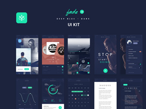 Fade App UI Kit