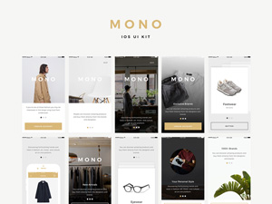 Mono iOS UI Kit Samples
