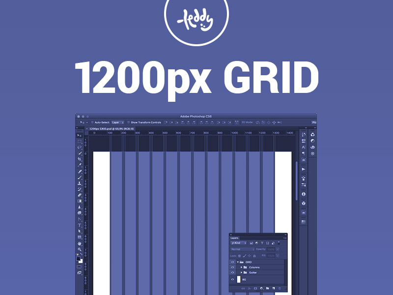 1200px grid template free psd template psd repo