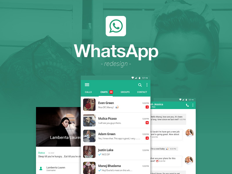 How To Redesign Your Home Whatsapp Redesign Freebie