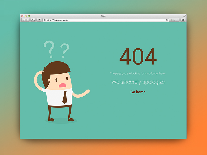 50 examples of creative 404 – page not found pages.