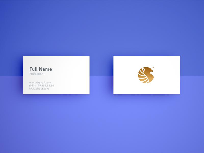 Professional Business Card Mockup Freebie - Download Photoshop ...