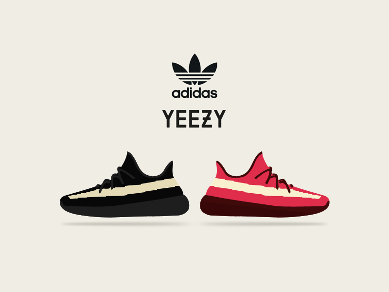 Adidas \\ u0026 Kanye West Release three YEEZY BOOST 350 V 2 styles