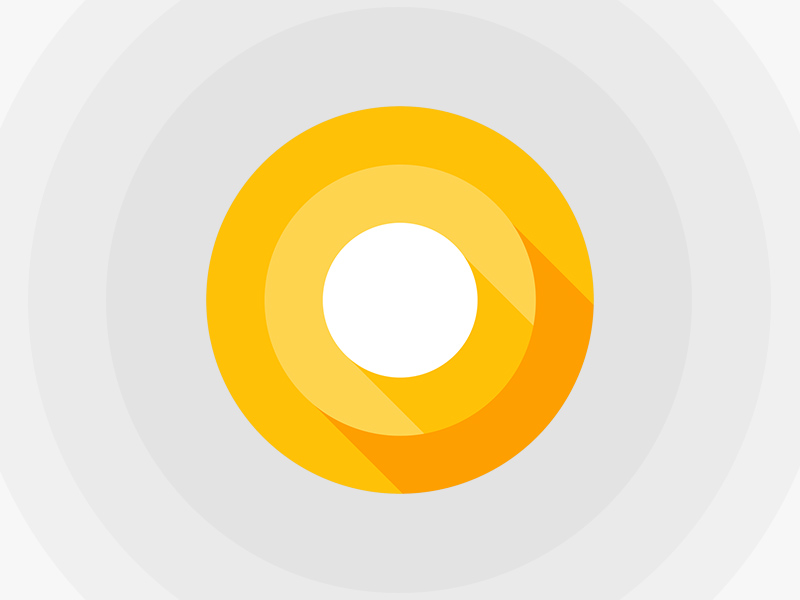 Free Android O Logo download