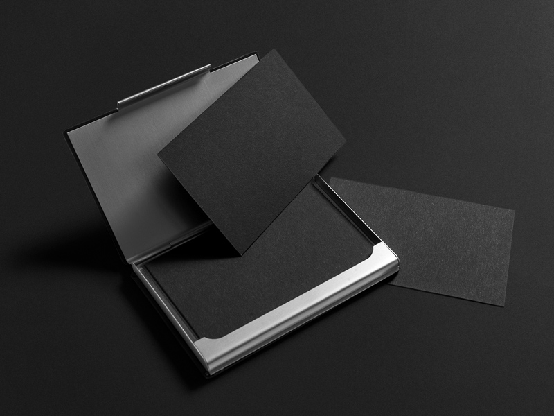 Dark corporate business card mockup freebie download photoshop dark corporate business card mockup reheart Images