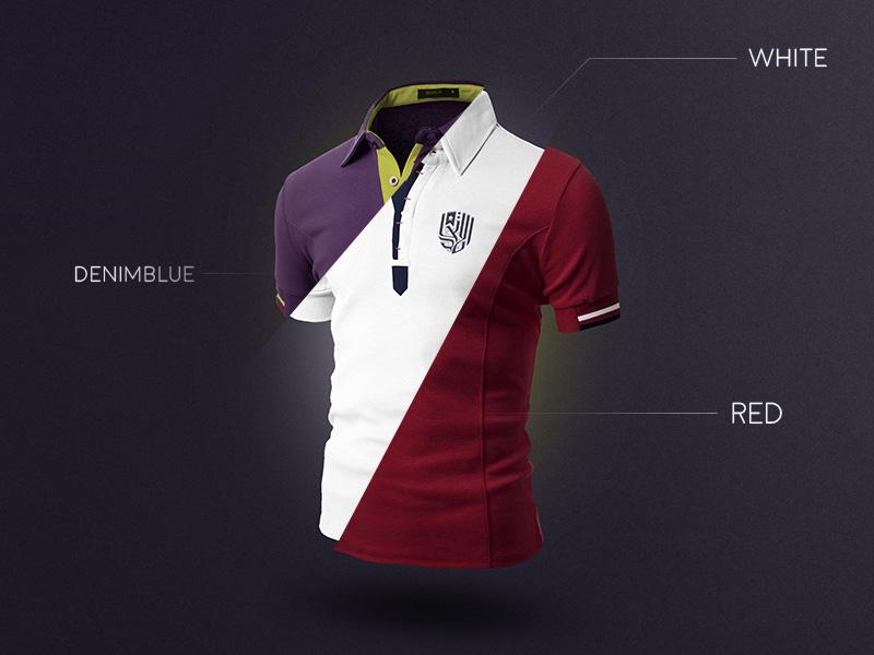 T Shirt Mockups Free PSD Template PSD Repo