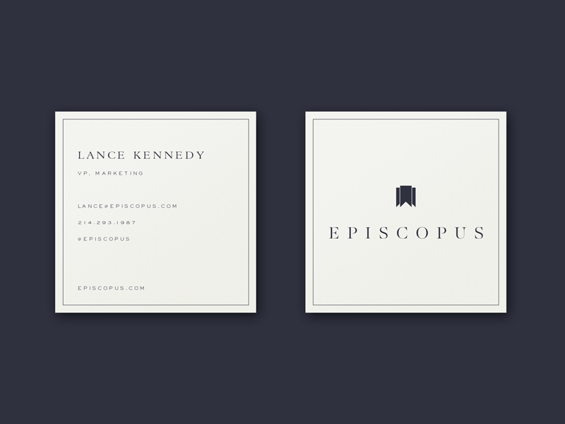 Square Business Card Mockup Freebie - Download Photoshop Resource ...