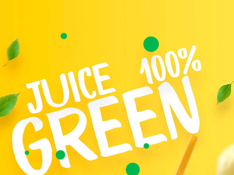 juice poster template free psd template psd repo