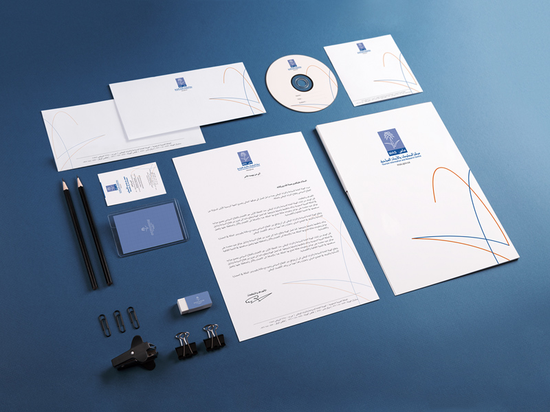 corporate identity mockup freebie - download photoshop resource, Powerpoint templates