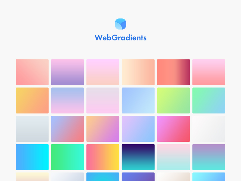 Free Web Gradients Collection download