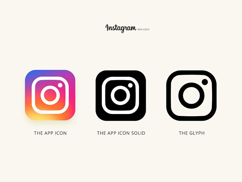 Instagram Logo Freebie Download Photoshop Resource Psd