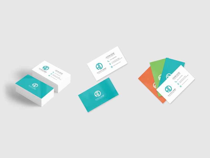Free Modern Corporate Business Card download