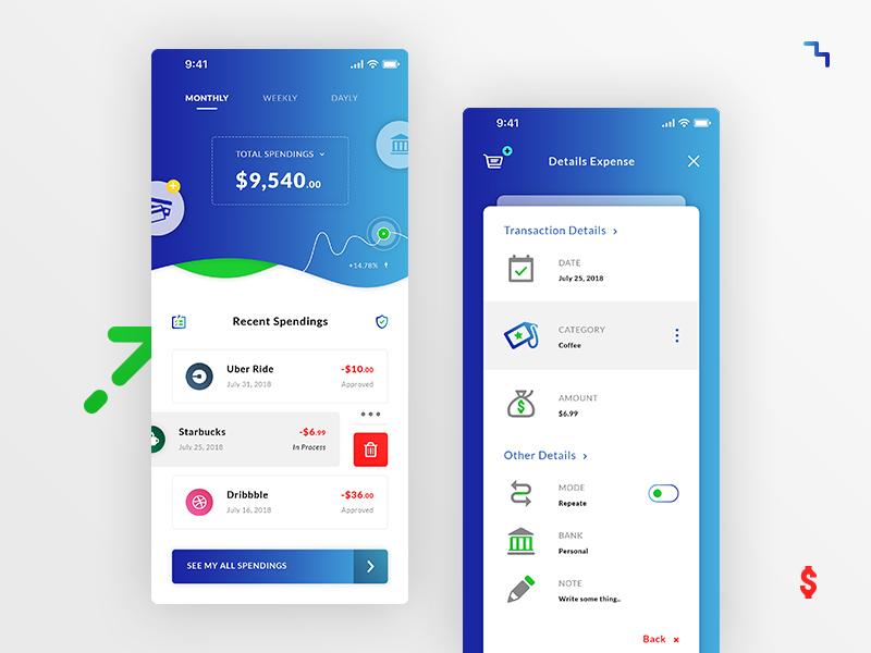 Free Money Spending iOS App download