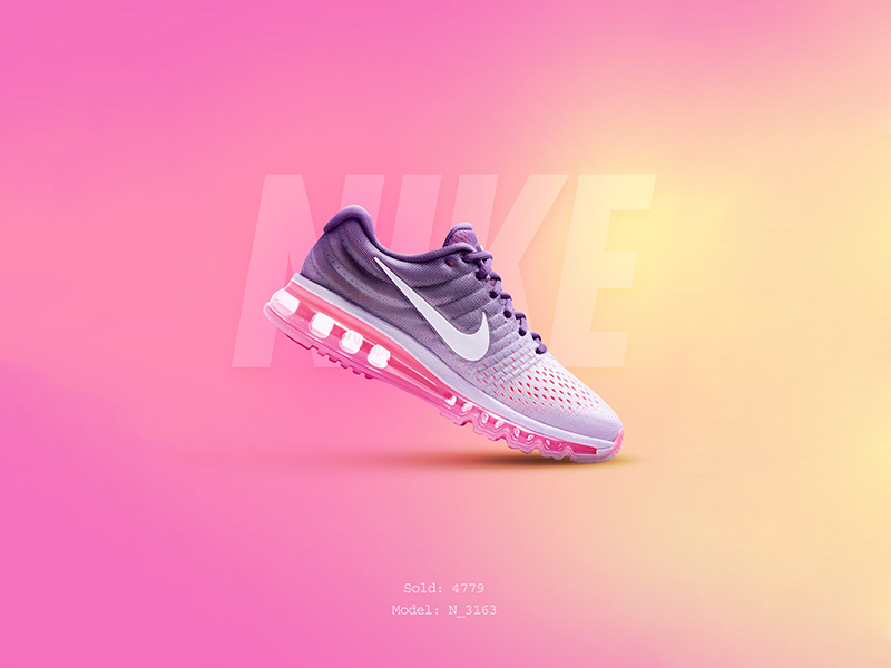 Nike Poster Template Free Psd Template Psd Repo