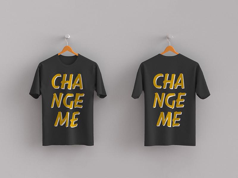 Free T Shirt Mockup Free Psd Template Psd Repo