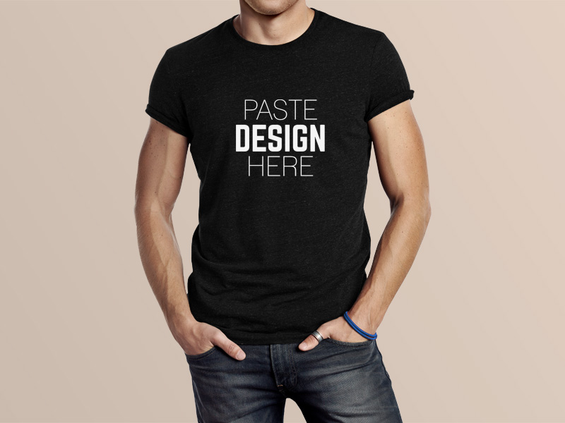 multiple t shirt mockups