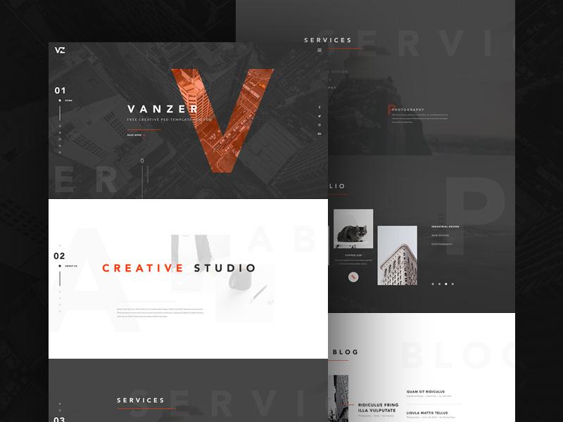 website for portfolio free