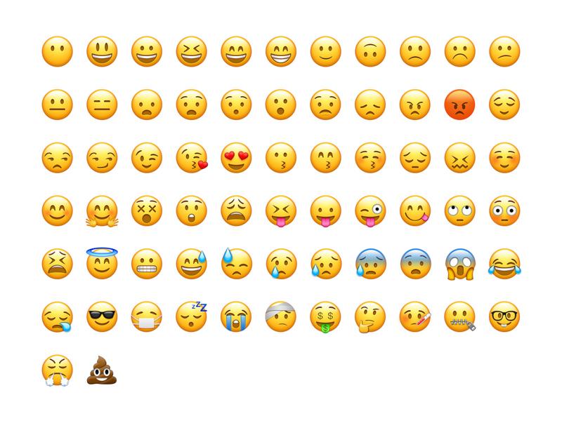Free Emoji Vector download